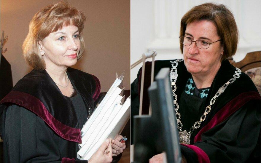Pilietiški žmonės – vėl nepilietiškame teisme