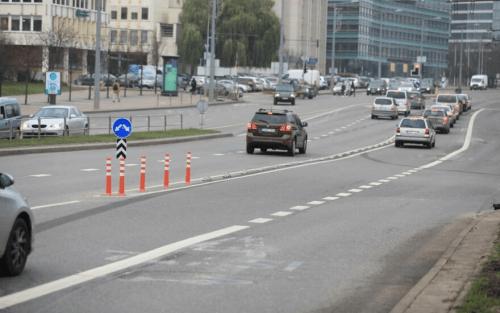 Vilniaus savivaldybė sąmoningai didina kamščius sankryžose
