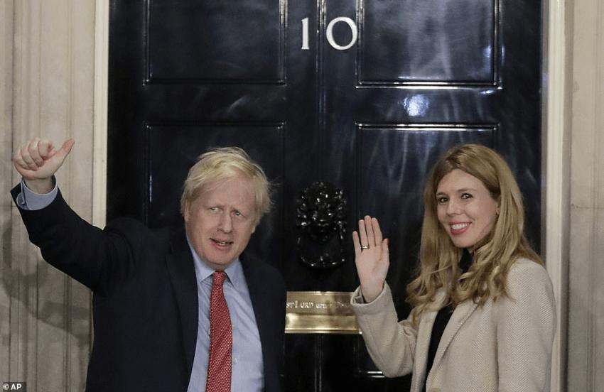 Britai dar kartą didžiuliu skirtumu pasisakė už Brexit