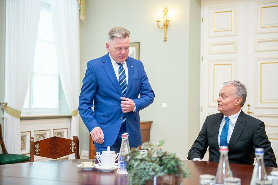 Prezidentas Gitanas Nausėda jau išmoko KGB metodus – ar Seimas jį pastatys į vietą?