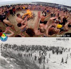 """Grūdinimosi šventė ,,Palangos ruoniai 2020"""""""