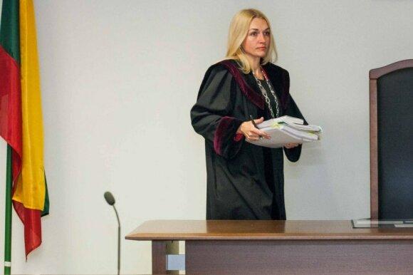Teismas : valstybės įslaptinti žudikai turi būti nežinomi