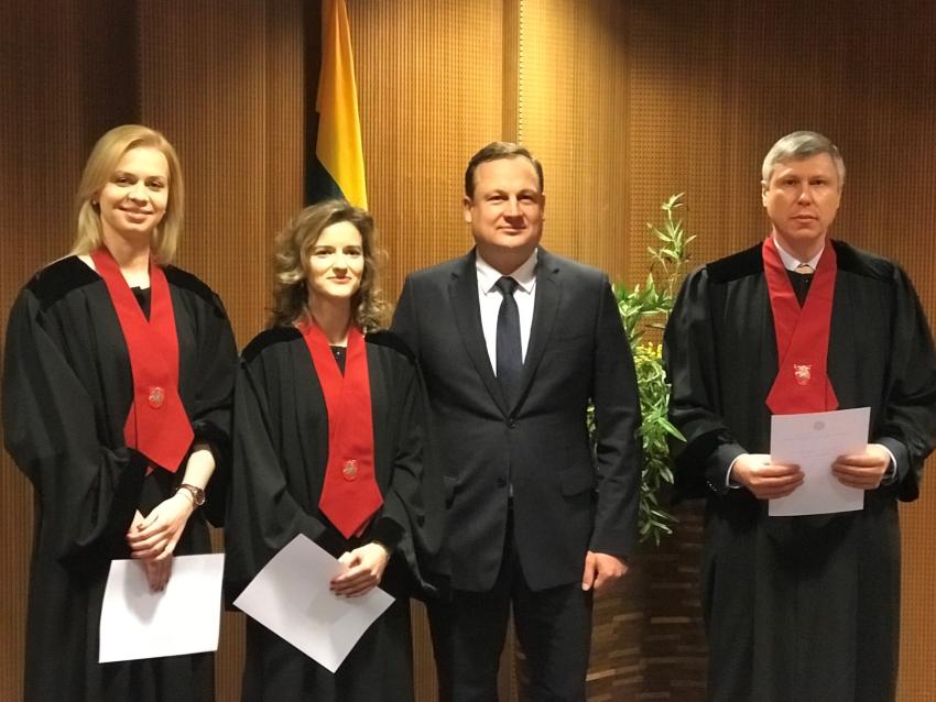 Prokuratūra jau dengia G.Nausėdos patarėjų nusikaltimus