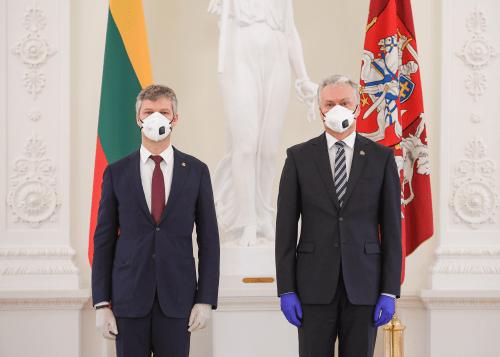 Kada jėga bus nušalintas š.m. spalio 11 d. išrinktas naujas Lietuvos Respublikos Seimas