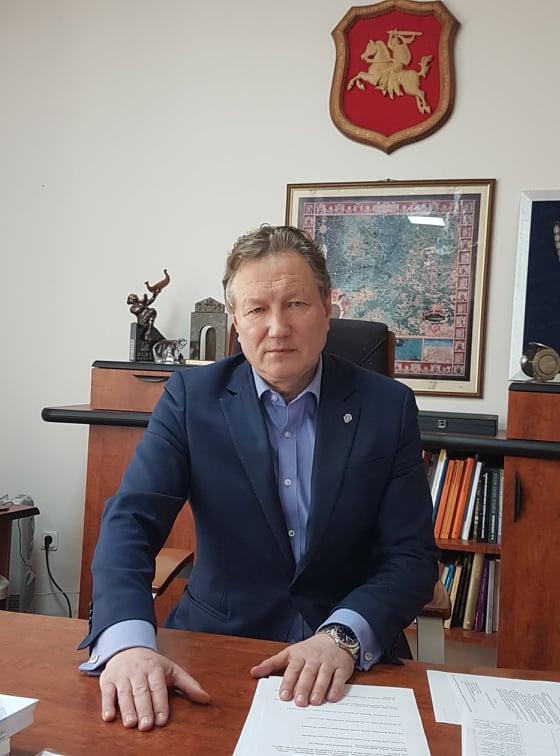 """KU rektorius prof. Artūras Razbadauskas: """"Kovojant su koronavirusu pasėti žmonėse baimę ir paniką – tai pats blogiausias dalykas!.."""""""