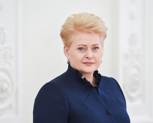 Dalia Grybauskaitė renka pinigus į neegzistuojantį fondą