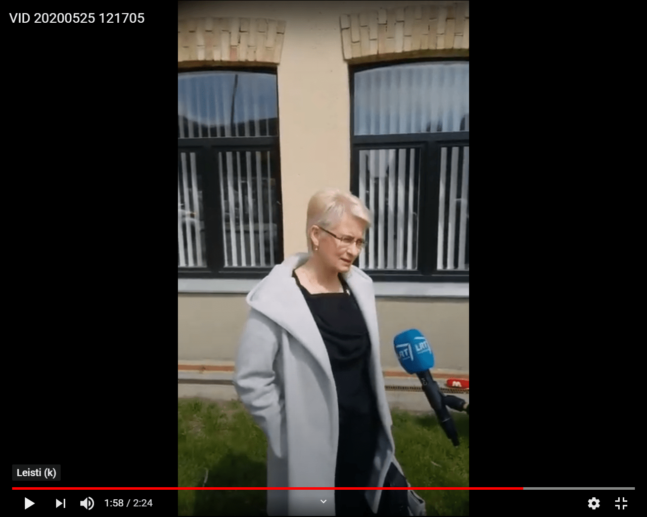 """Neringa Venckienė : """"Dauguma jūsų – delfi, Lietuvos rytas, 15min., LRT – matė vaizdo įrašą, tačiau jūs jo neviešinot, kadangi jūsų šeimininkai jums neleido"""" (pildoma)"""