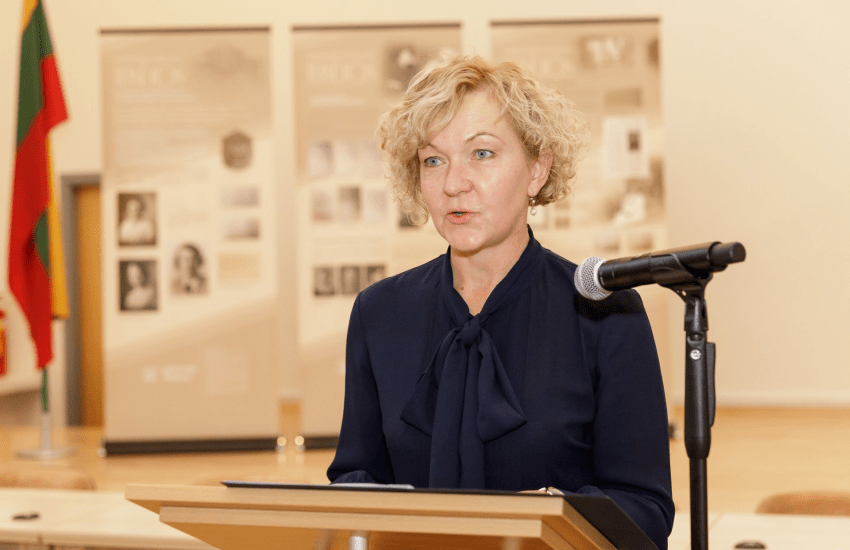 Aldona Meilutytė : Testas kandidatams į Konstitucinio Teismo teisėjus