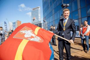 Vilniaus meras R.Šimašius pandemijos pretekstu išplovė miesto milijonus?