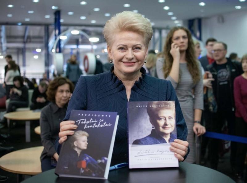 Generalinei prokuratūrai 10 metų vadovavo Dalia Grybauskaitė