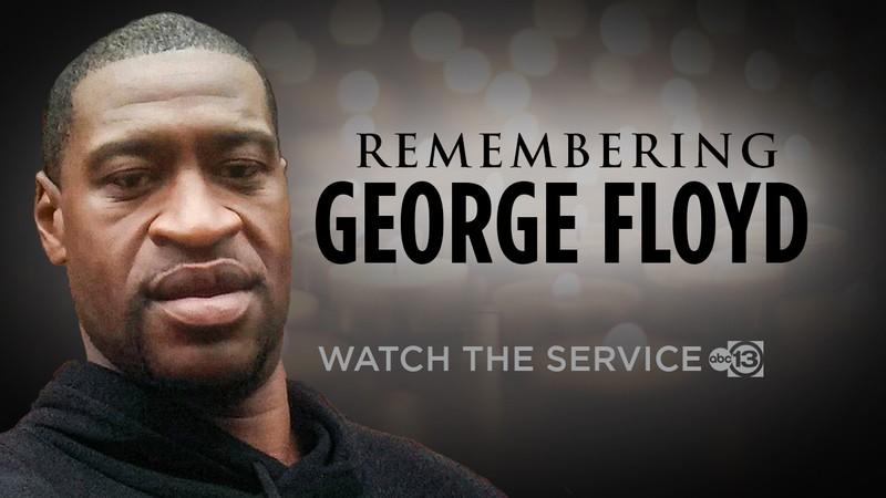 Atsisveikinimas Su George Floydu, Iškiliausiu JAV Piliečiu