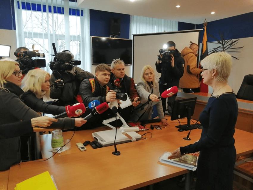 Neringa Venckienė : Už skaidrius rinkimus!