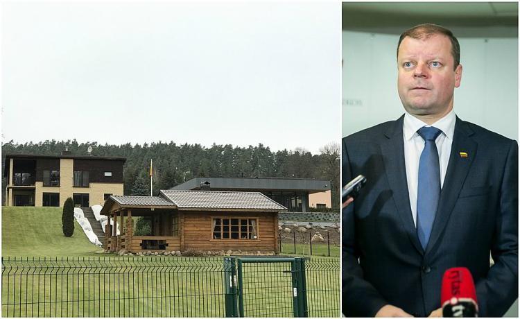LRT labai rūpi J.Narkevič turtai, tačiau dėl premjero – kelių policininko S.Skvernelio – turtų  kilmės abejonių nekyla