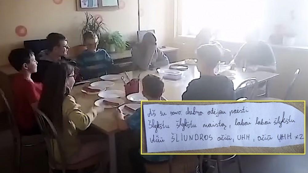 Valstybės vardu pagrobti vaikai reikalauja, kad teisėja Ingrida Kirsnytė juos sugražintų namo