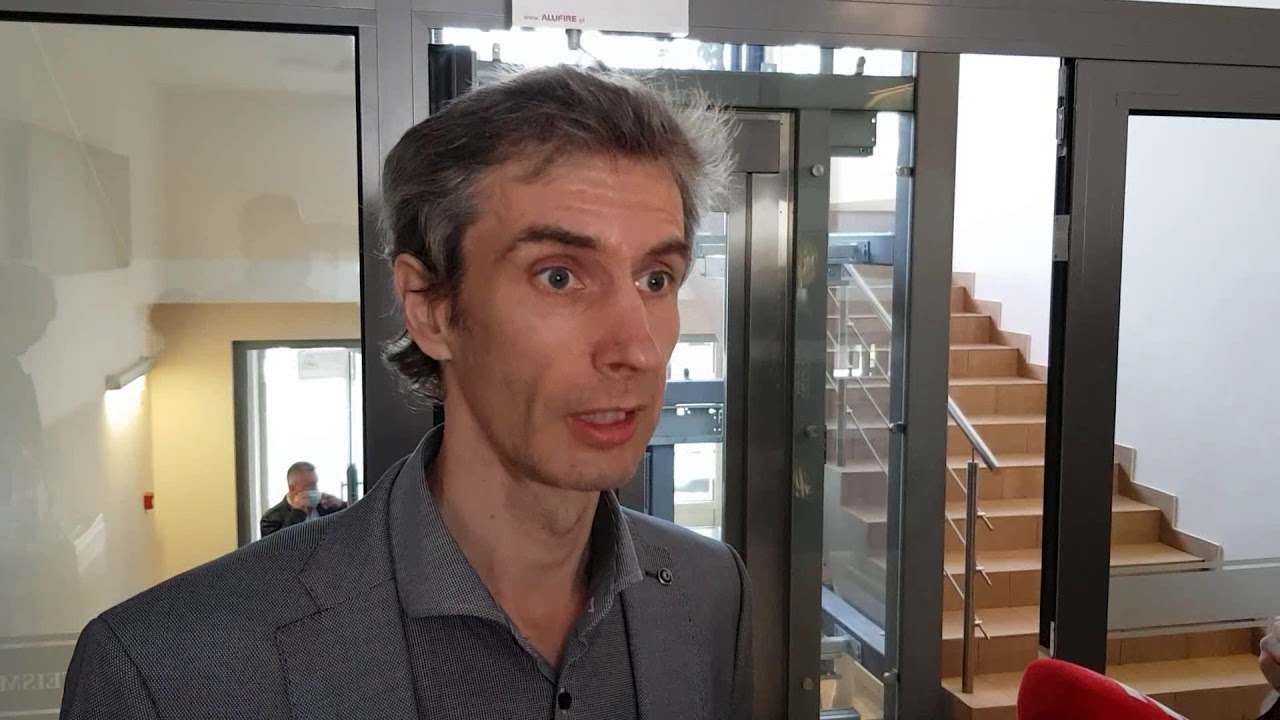 Algirdas Paleckis interviu - Šiauliai teismas