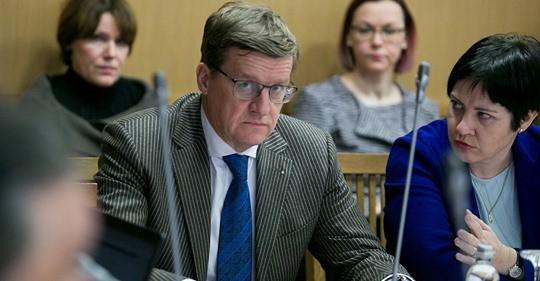 L.Slušnys – žmonių partijos kandidatas