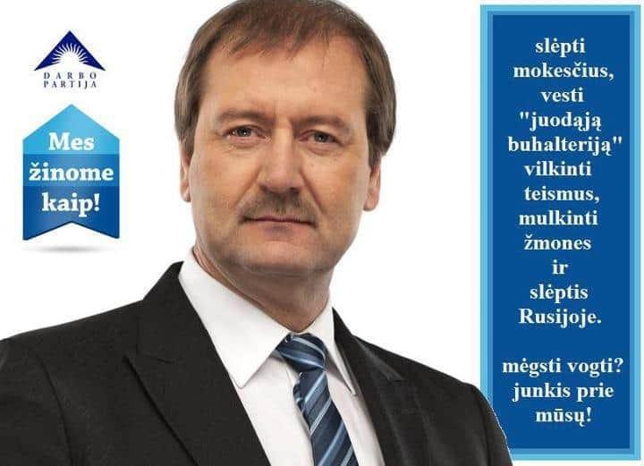 Išsamus prokuratūros nutarimas, kaip išsukti nuo atsakomybės 15 mln. eurų kyšį išreketavusį Viktorą Uspaskich ir visą energetikų elitą