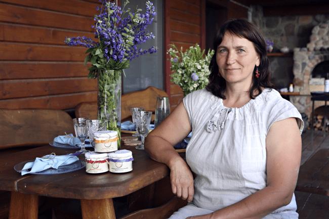 Ekologinį uogų, vaisių ir smidrų ūkį puoselėjančiai G. Sakalauskienei svarbiausia – kokybė