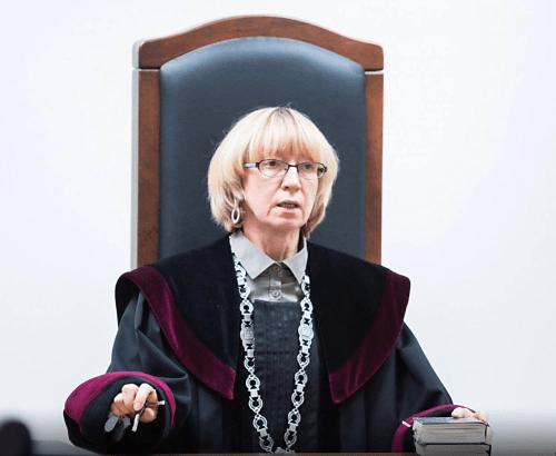 Dėl žmogžudžių tarno korupcijoje skęsta teisėjos Jurgita Mačionytė, Nida Vigelienė, Jurgita Kolyčienė