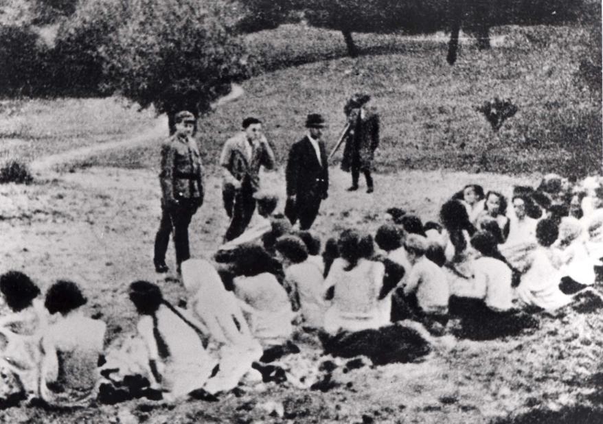 """Lietuvos didvyris Juozapas Streikus (Stumbras) : """"ryte žydus, kuriuos mes atvarėme, miške pradėjo šaudyti buržuaziniai nacionalistai"""""""