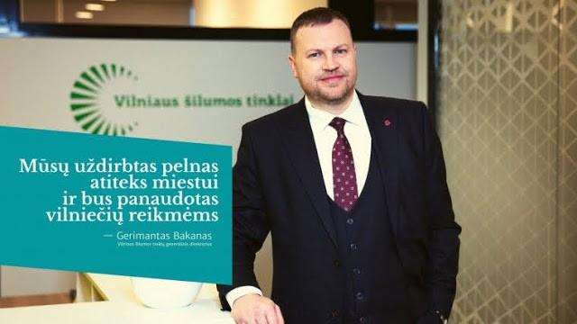 """Vilniaus šilumos tiekėjas jau eilę metų  iš nevykdomos veiklos vis """"uždirba"""" milijoninius pelnus"""