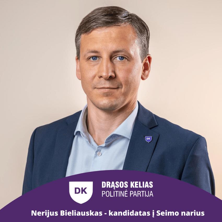 """Neringa Venckienė : """"Nerijus Bieliauskas buvo vienintelis prokuroras, tinkamai atlikęs savo pareigas"""""""