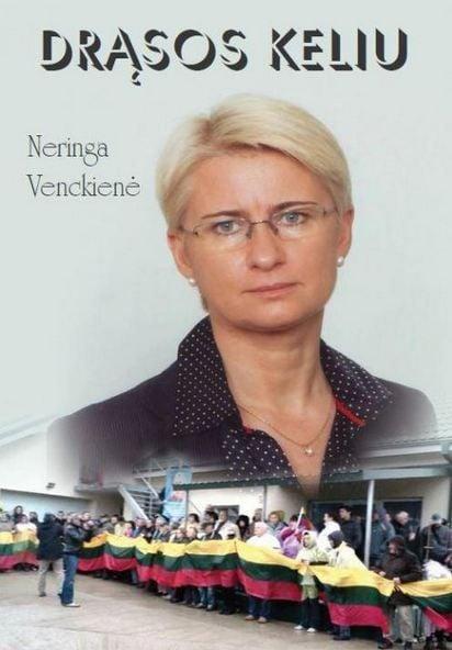 Aurimas Guoga   :  Ar N.Venckienė neišduos mūsų lūkesčių?