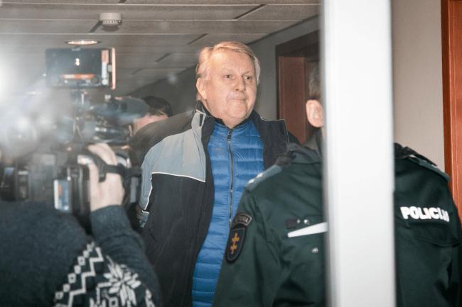 """Pagal """"skilusio"""" advokato D.Zagrecko parodymus į teismą siunčiami jo kolegos ir teisėjai – teisėjai žada jam liūdną galą"""