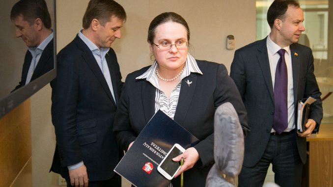 """Agnė Širinskienė : """"Seimas į mafijos reikalus nesikiša, mafija nepriklausoma"""""""