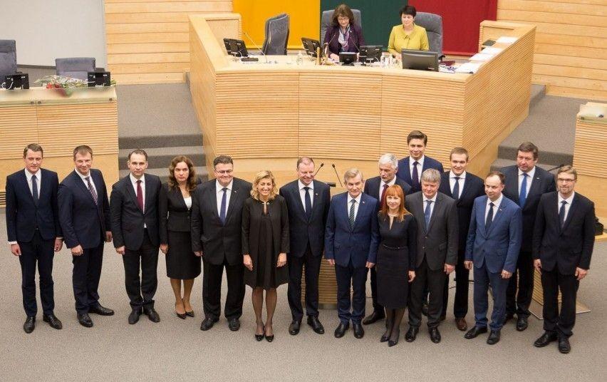 S.Skvernelio grupės asmenų apsimetinėjimą vyriausybe privalo užkardinti Lietuvos prokuratūra