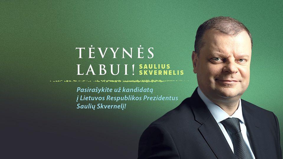 """S.Skvernelio sumanymas – už 770 mln. skolintų eurų paremti """"Independence"""" aferą"""