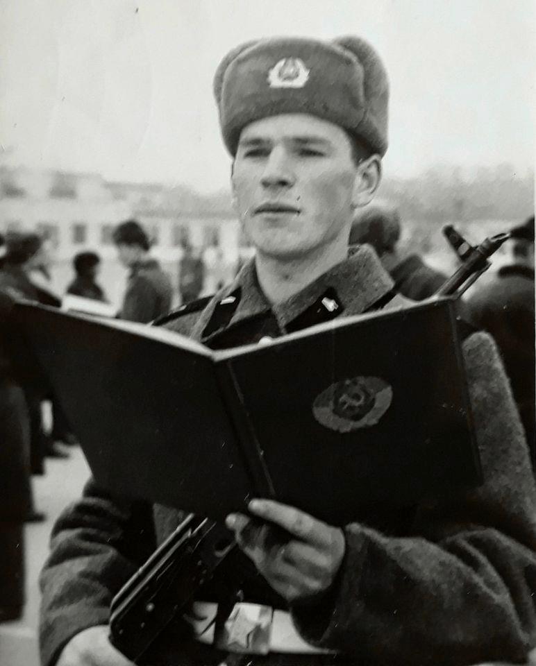 Buvau Petro Gražulio teisme 1988-ųjų vasario 2 d. Marijampolėje, sovietai tada jį nuteisė 10 mėn. kalėjimo