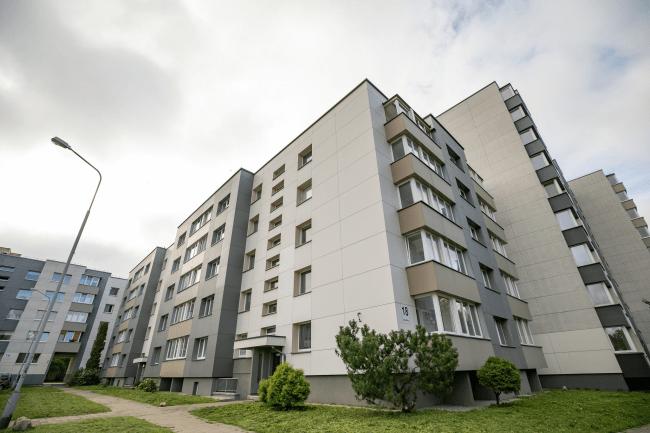 Lietuvoje planuojama atnaujinti 30 tūkst. daugiabučių