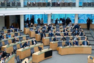 Tai ne anekdotas – Seimas svarstys siūlymą tiekti nemokamą maitinimą antrokams