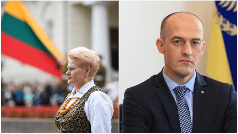 """STT operacija """"Išgelbėk D.Grybauskaitės gaują"""""""