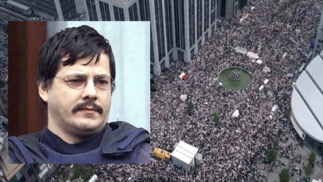 Belgijos pedofilo Marko Dutroux byla