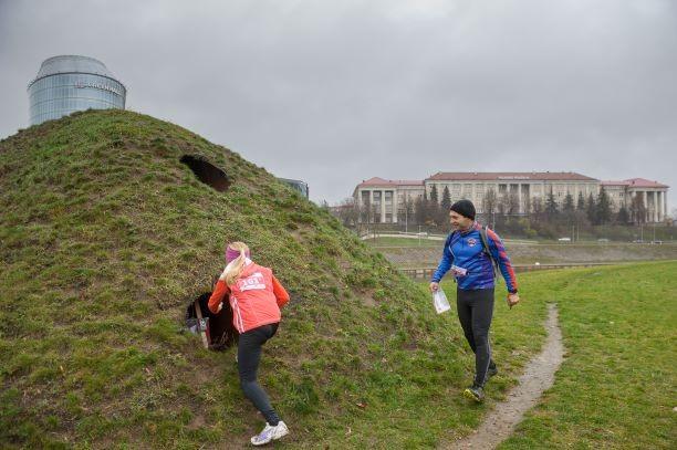 Vilnius juda: virtualios orientavimosi varžybos, išskirtinis bėgimas ir 100 km takas