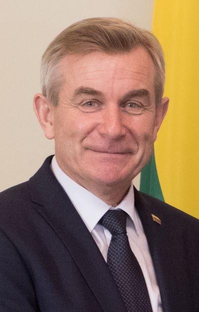 Dėl sunkių Seimo pirmininko Viktoro Pranckiečio nusikaltimų
