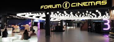 """""""Forum Cinemas"""" už kartelį paskirta 3,8 mln. eurų bauda dėl covid-19 sumažinta 80 proc."""