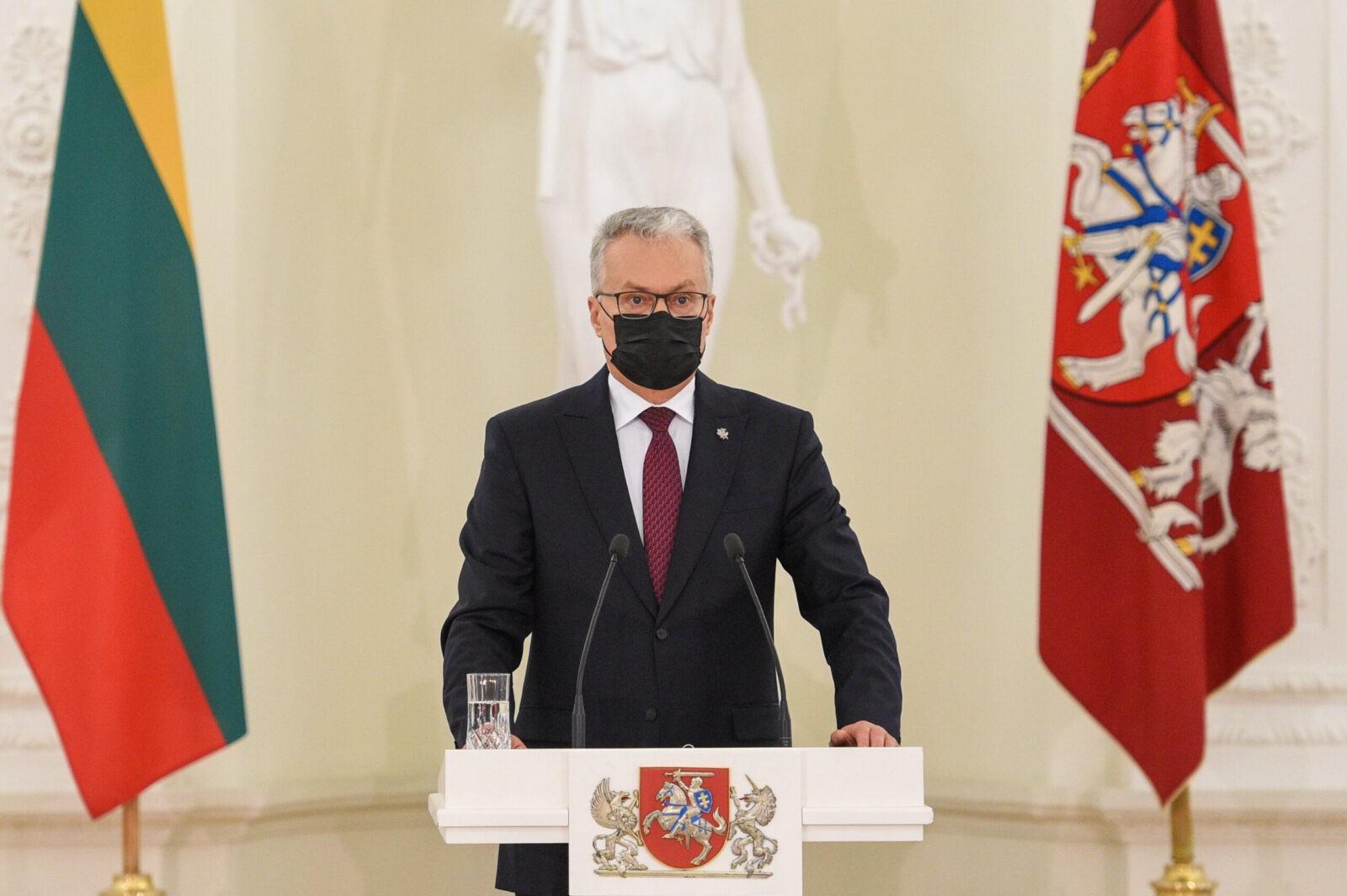 G.Nausėda nusprendė, kad suklastoti Seimo rinkimai virto teisėtais