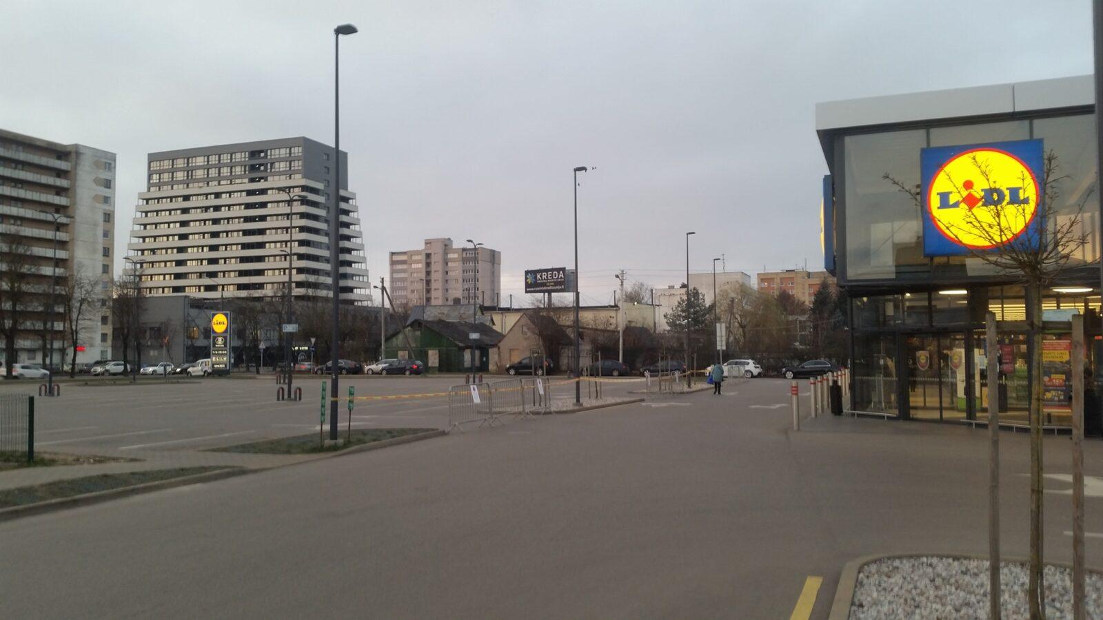 Paskutinis A.Verygos kerštas už pralaimėtus rinkimus – uždarytos automobilių aikštelės