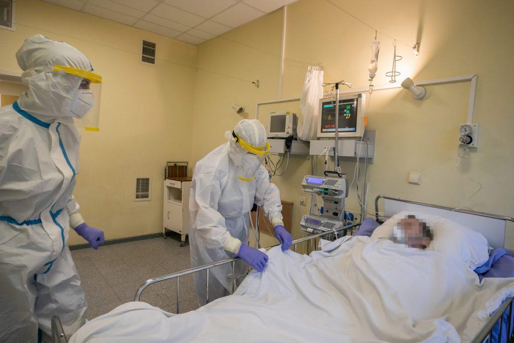 Gydytojai renkasi, kam gyventi, o kam mirti, nors SAM sistema išnaudojama tik 50 proc.