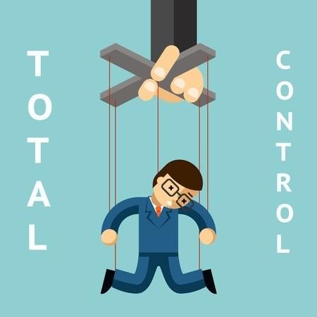 Korona – universali visuomenių kontrolės ir melžimo priemonė