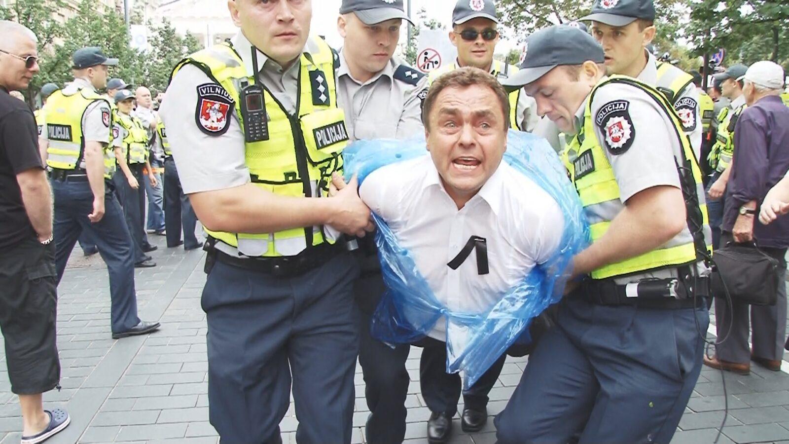 Seimas leido Seimo narį Petrą Gražulį patraukti baudžiamojon atsakomybėn