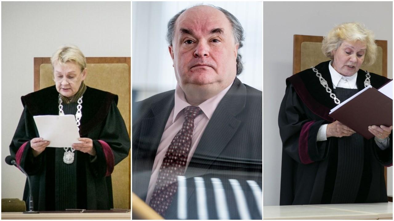 """Gen. prokuratūrai neįkandami aukščiausiojo teismo """"teisėjų"""" nusikaltimai"""