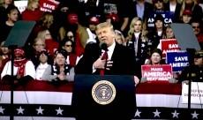 Už įvykdytus nusikaltimus JAV prezidento D. Trampo laukia kalėjimas, o gal net ir elektros kėdė