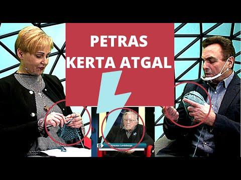 Neįtikėtina: kaip Petras sugriovė Landsbergio įprezidentinimą ir apie panelę Pachomovaitę ir pinigus