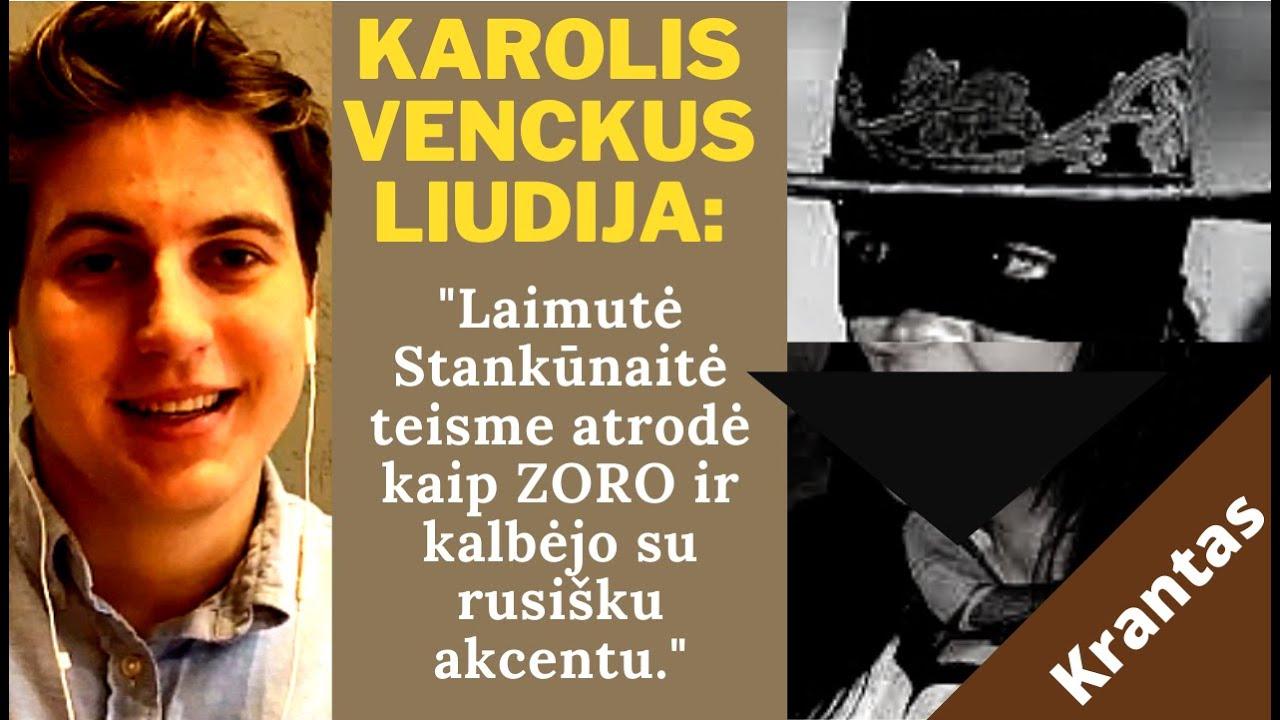 """Sensacingas Stankūnaitės pasirodymas teisme/Venckienę """"pūliniu"""" vadinęs Kryževičius -""""krikštatėvis""""?"""