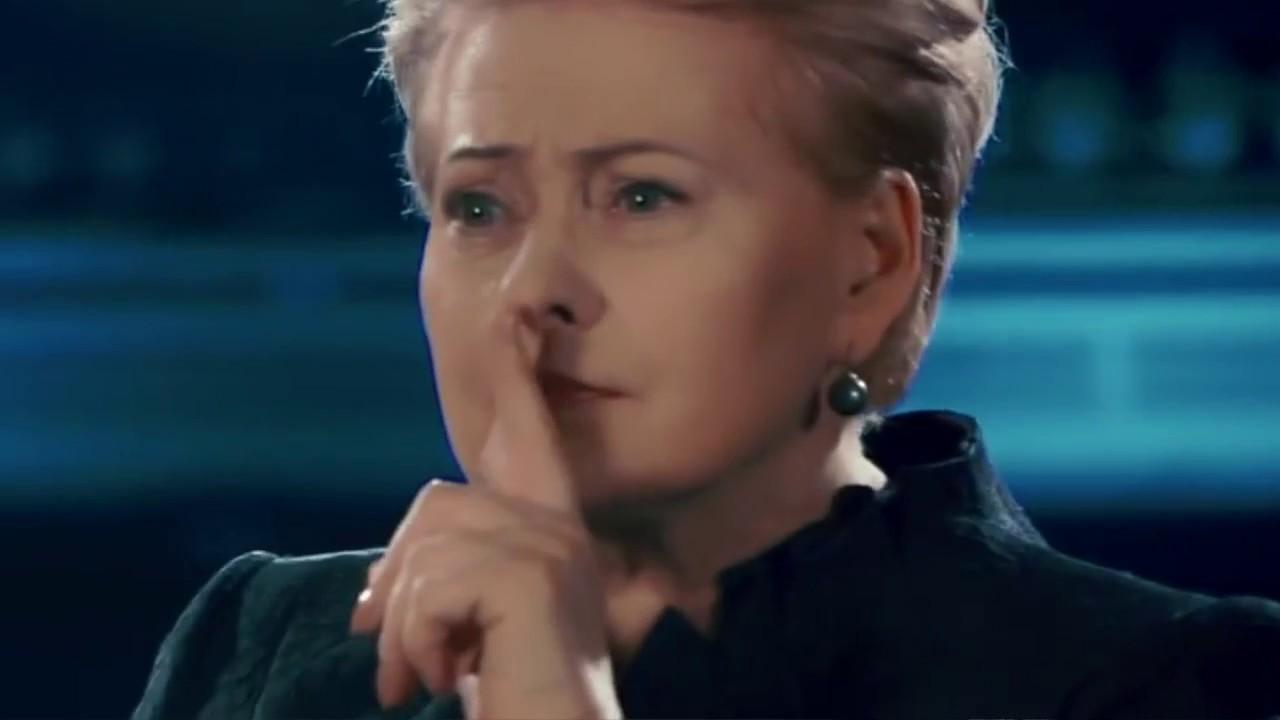 Dirigentė Dalia Grybauskaitė