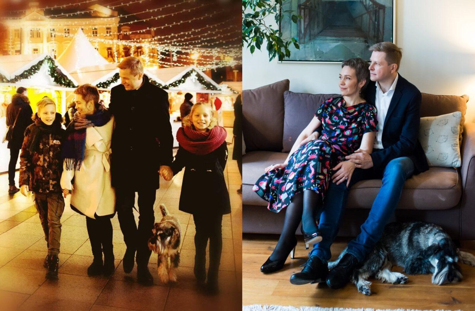 """Liberalus Vilniaus meras R.Šimašius """"metė"""" jau antrą žmoną su vaikais dėl jaunesnės gražuolės"""